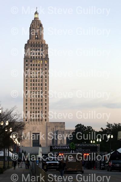 Run - Louisiana Marathon 011715 002