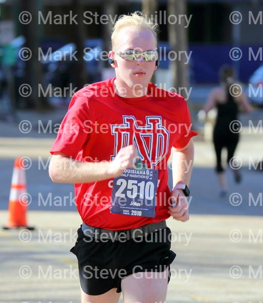 Louisiana Marathon & Half, Baton Rouge, La 03072021 968