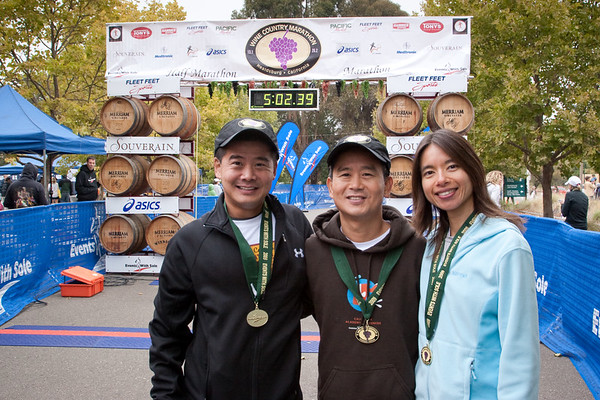 2009 Healdsburg Wine Country Marathon