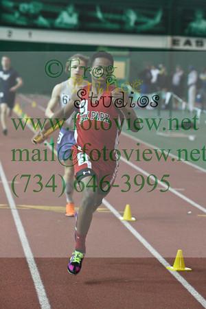 Kermit Ambrose Huron Relays Schools =>1300 Enrollment 23 Mar 2013