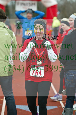Rock CF Rivers Half Marathon 24 Mar 2013