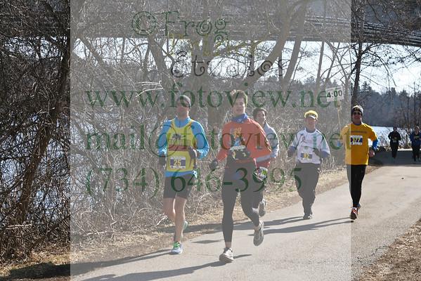 Ann Arbor Marathon 29 Mar 2015