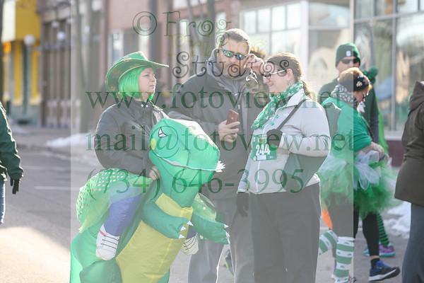 Lucky Leprechaun Race 17 Mar 2018