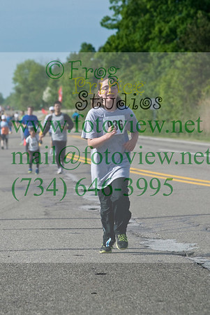 Novi Memorial Day Run 27 May 2013