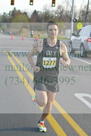 Novi Half Marathon 2 May 2015