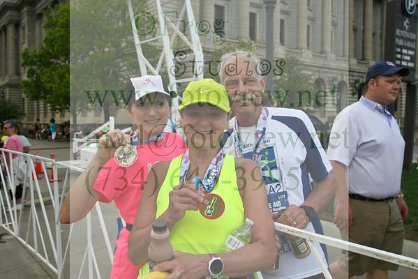 Rite Aid Cleveland Marathon 17 May 2015