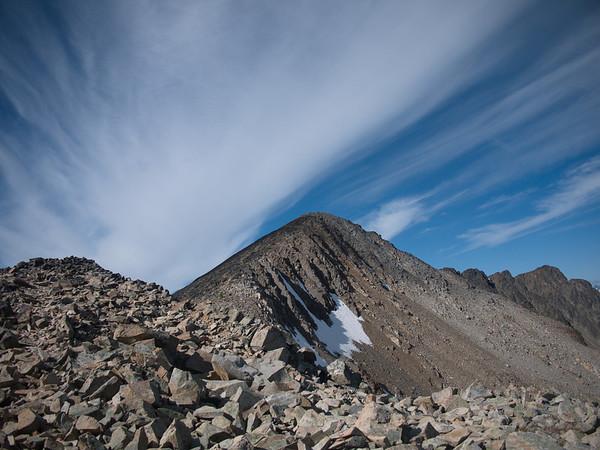 Mount Frosty 2012