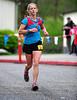Ashley Gateless, winner of the women's 50-mile race