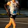 National Marathon: Marathon 1st place Michael Wardian (Arlington, VA) near the 10K mark