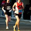 National Marathon: Second place Greg Wieczorek (Halifax NS Canada) around the 10K mark