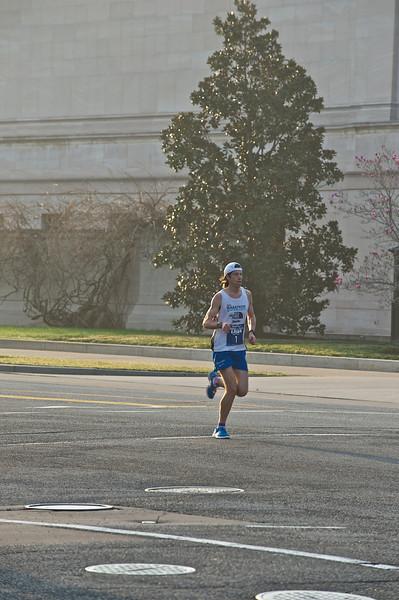 National Marathon, March 17 2012.  Washington DC