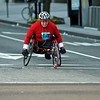 National Marathon: Wheelchair racer