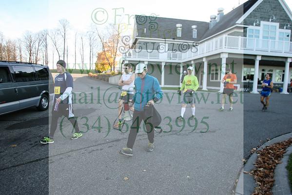 Treetops Trifecta Half Marathon 6 Nov 2016