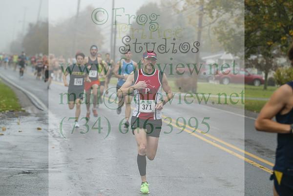 Monroe Half Marathon 5 Nov 2017