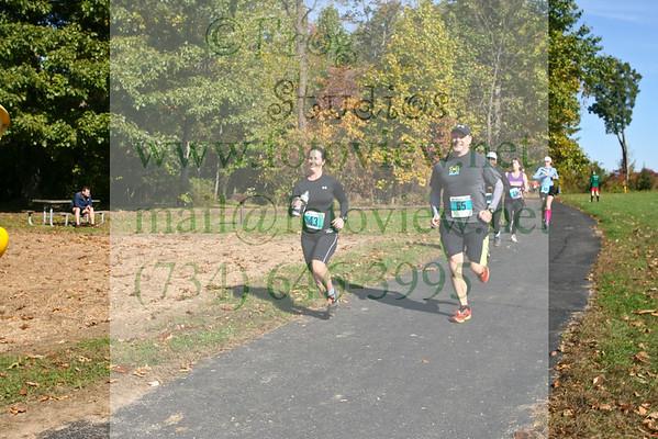 Sandhill Crane Half Marathon 11 Oct 2014
