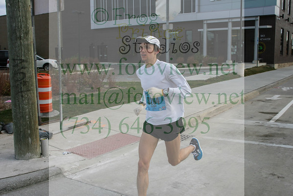 Detroit Free Press Marathon 18 Oct 2015