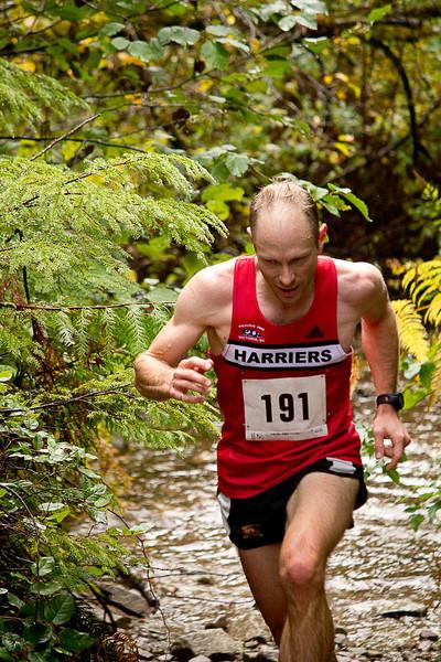 Perseverance Trail Run 2012