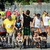 Run - Daddy, Daughter & Son 1 Mile Relay 061414 013