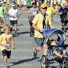 Run - Daddy, Daughter & Son 1 Mile Relay 061414 020