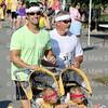 Run - Daddy, Daughter & Son 1 Mile Relay 061414 023
