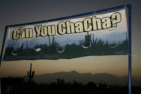 The 2008 Cactus ChaCha.  Congratulations to all participants!