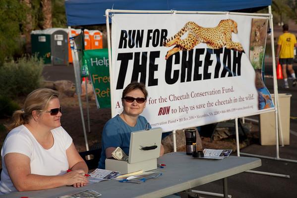 Run for the Cheetah 2009