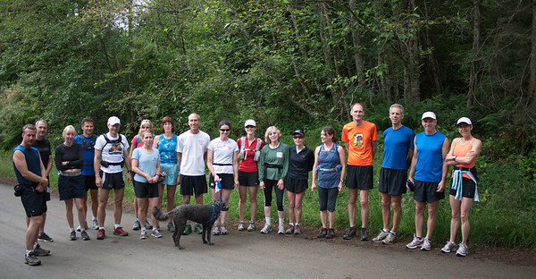 Salt Spring Island Wilderness Run July 2011