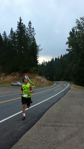 Some cell phone shots from Spokane to Sandpoint 2014 with team Lunar Vander!