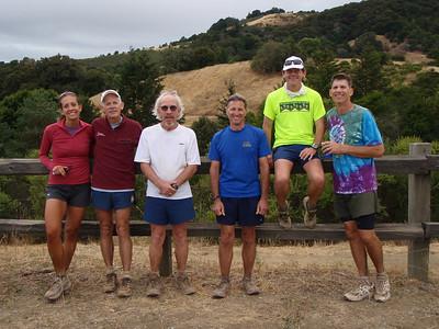 Stevens Creek 50K, 2009-09-13