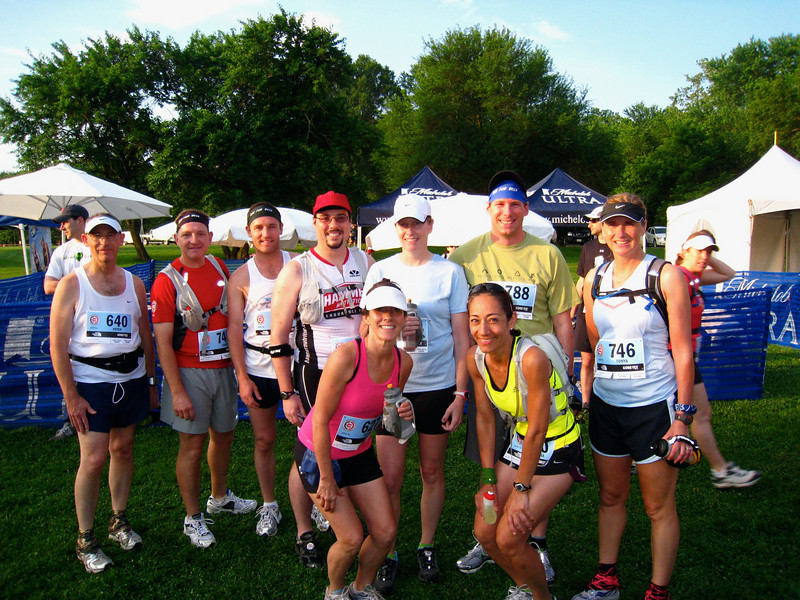 North Face Endurance Challenge DC: We never looked quite so fresh the rest of the day.