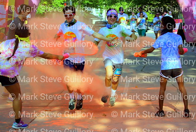 Color Run 5K, Baton Rouge, Louisiana 05182019 086