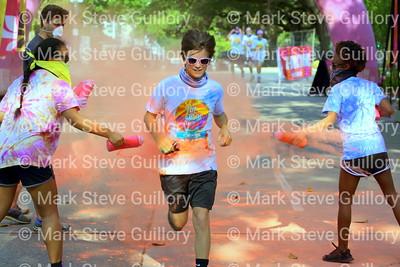 Color Run 5K, Baton Rouge, Louisiana 05182019 084