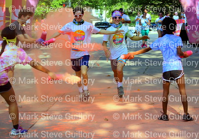 Color Run 5K, Baton Rouge, Louisiana 05182019 085