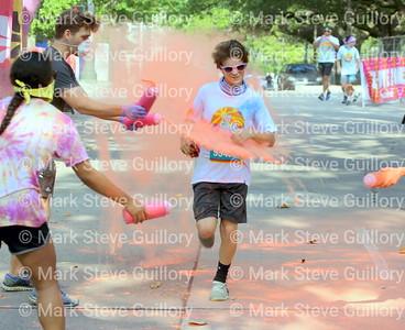 Color Run 5K, Baton Rouge, Louisiana 05182019 083