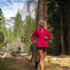 Yosemite Valley Trail Running