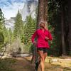 Yosemite Valley Trail Running