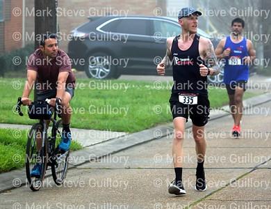 Run - Zydeco Marathon & Half, Lafayette, Louisiana 03102019 163