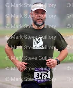 Run - Zydeco Marathon & Half, Lafayette, Louisiana 03102019 127
