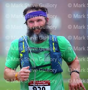 Run - Zydeco Marathon & Half, Lafayette, Louisiana 03102019 300