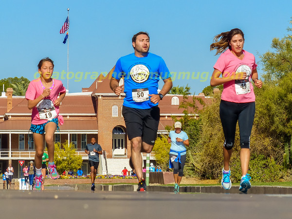 AIIHA 'Get Moving' 5k/10k 2015