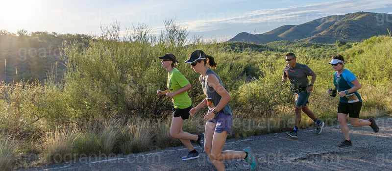 12'th Annual Colossal Cave 5K 2019