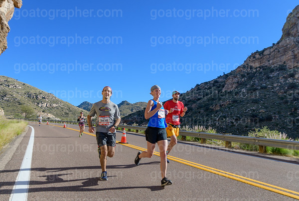 Revel Mt. Lemmon Marathon/Half