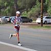 2012 Rose Bowl Marathon - Here is one of Coach Andrew MacNaughton 1:22 1/2 marathon in his CVMM kit.  Around Mile 11.