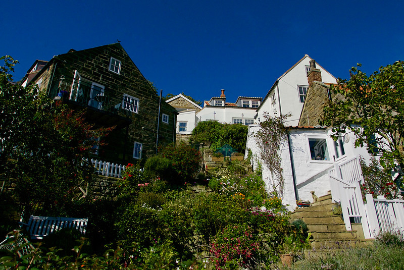 Runswick Bay Village and Beach