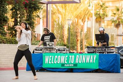 Music Mondays at Runway Playa Vista www.runwayplayavista.com #HeyHeyRunway  Photo by VenicePaparazzi.com