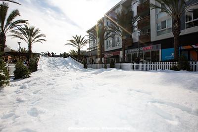 Runway Snow Days. @runwayplayavista. Photo by @VenicePaparazzi