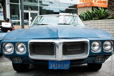 Runway Funday's Classic Car Show #HeyHeyRunway.  www.RunwayPlayaVista.com  Photo by VenicePaparazzi.com