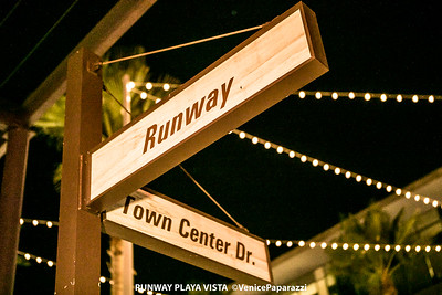 RunwayPlayaVista.com.  Photo by VenicePaparazzi.com