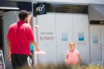 #HeyHeyRunway  RunwayPlayaVista.com.  Photo by VenicePaparazzi.com