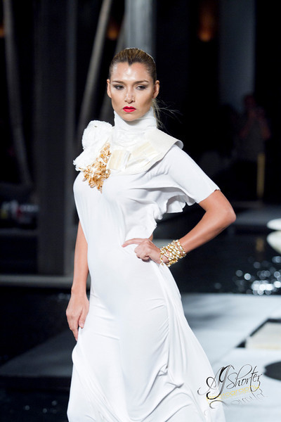 """EcoArtFashion By Luis Valenzuela       <br /> <a href=""""http://luisvalenzuelausa.com/EcoArtFashion.html"""">http://luisvalenzuelausa.com/EcoArtFashion.html</a><br /> Models grace the runway with 2012 spring/summer collections."""